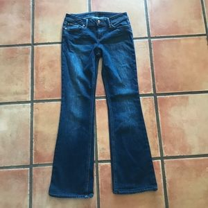 "Joe's Emma Wash Honey ""Curvy"" Fit Jeans"